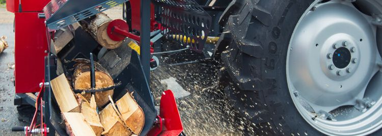 Pilkemaster EVO processors - firewood production made easy