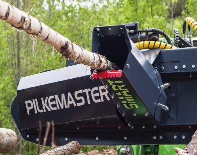 Pilkemaster SMART firewood processor